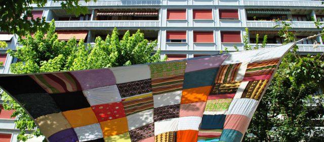 60×60 projet artistique et anthropologique en milieu urbain (Genève, Suisse)